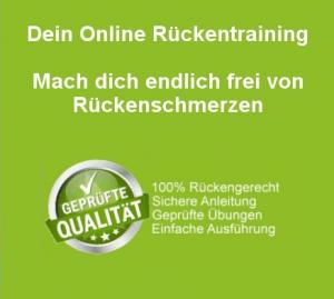 Online Rückentraining